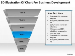 Chart For Business Development Ppt Sample Small Plan PowerPoint Slides