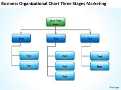 Chart Three Stages Marketing Ppt Event Planning Business PowerPoint Templates