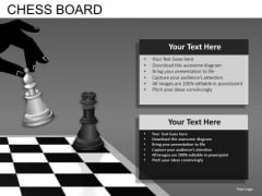 Chess Strategy PowerPoint Templates