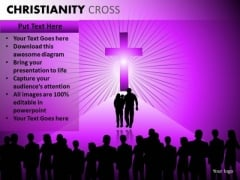 Christian PowerPoint Templates For Worship Church Sermons