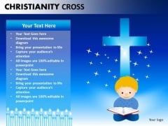 Christianity Cross Ppt 6
