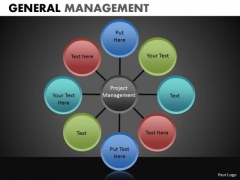 Circle Diagram With 10 Stages PowerPoint Templates Circle Chart Ppt Slides