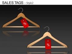Clothes Hangers PowerPoint Templates Apparel Editable Ppt Slides