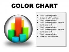 Color Chart Business PowerPoint Presentation Slides C