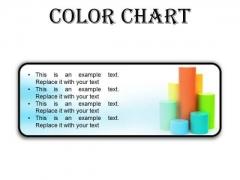 Color Chart Business PowerPoint Presentation Slides R