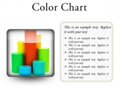 Color Chart Business PowerPoint Presentation Slides S