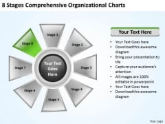 Company Business Strategy Comprehensive Organizational Charts Execution