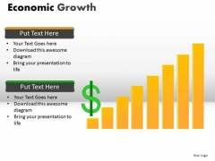 Company Us Dollar Revenue Growth PowerPoint Templaes And Ppt Slides
