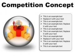 Competition Concept Success PowerPoint Presentation Slides C