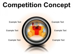 Competition Concept Success PowerPoint Presentation Slides Cc