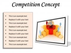 Competition Concept Success PowerPoint Presentation Slides F