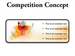 Competition Concept Success PowerPoint Presentation Slides R