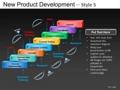 Competitive New Product Development 5 PowerPoint Slides And Ppt Diagram Templates