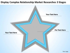 Complex Relationship Market Researches 3 Stages Ppt Business Plan Experts PowerPoint Templates