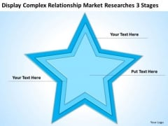 Complex Relationship Market Researches 3 Stages Ppt Business Plan PowerPoint Templates