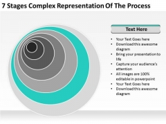 Complex Representation Of The Process Ppt Business Plans Examples PowerPoint Templates