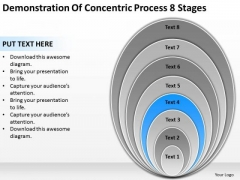Concentric Process 8 Stages Ppt Financial Business Plan PowerPoint Slides