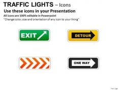 Construction Traffic Light PowerPoint Slides And Ppt Diagram Templates