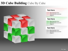 Cube Diagram PowerPoint Slides