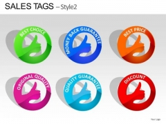 Customer Sales Tags 2 PowerPoint Slides And Ppt Diagram Templates