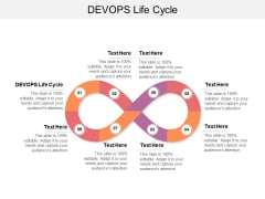 DEVOPS Life Cycle Ppt PowerPoint Presentation Styles Guidelines Cpb