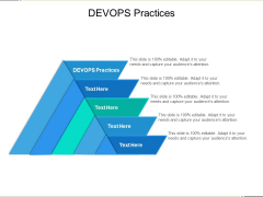 DEVOPS Practices Ppt PowerPoint Presentation Icon Design Templates Cpb