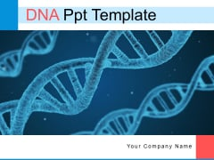 DNA Ppt Template Molecular Structure Puzzle Pieces Ppt PowerPoint Presentation Complete Deck