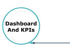 Dashboard And Kpis Marketing Ppt PowerPoint Presentation Ideas Portrait