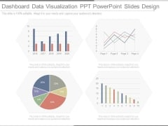 Dashboard Data Visualization Ppt Powerpoint Slides Design