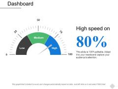 Dashboard Measuring Management Ppt PowerPoint Presentation Icon Background Designs