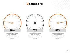 Dashboard Measuring Ppt PowerPoint Presentation Ideas Icons