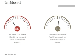 Dashboard Ppt PowerPoint Presentation Backgrounds
