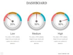 Dashboard Ppt PowerPoint Presentation Designs