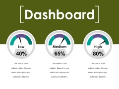 Dashboard Ppt PowerPoint Presentation File Background Images