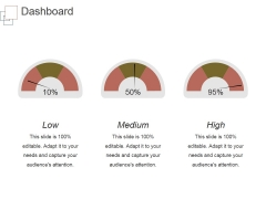 Dashboard Ppt PowerPoint Presentation File Layout