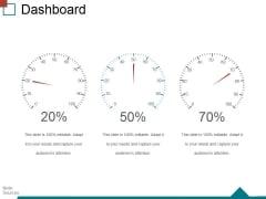Dashboard Ppt PowerPoint Presentation Gallery Mockup
