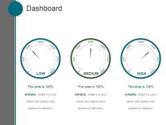 Dashboard Ppt PowerPoint Presentation Gallery
