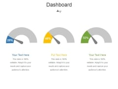 Dashboard Ppt PowerPoint Presentation Good