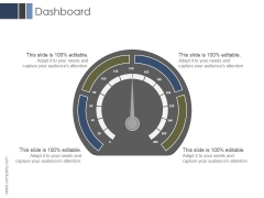 Dashboard Ppt PowerPoint Presentation Graphics