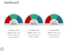Dashboard Ppt PowerPoint Presentation Guidelines