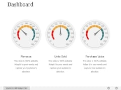 Dashboard Ppt PowerPoint Presentation Icon