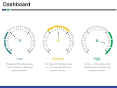 Dashboard Ppt PowerPoint Presentation Icon Topics