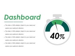 Dashboard Ppt PowerPoint Presentation Ideas Tips
