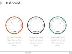 Dashboard Ppt PowerPoint Presentation Influencers