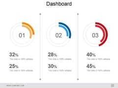 Dashboard Ppt PowerPoint Presentation Infographic Template Mockup