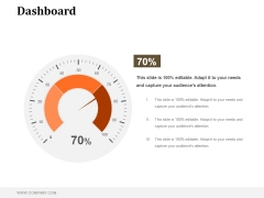 Dashboard Ppt PowerPoint Presentation Infographic Template
