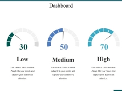 Dashboard Ppt PowerPoint Presentation Infographics Clipart