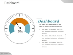 Dashboard Ppt PowerPoint Presentation Inspiration Examples