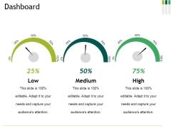 Dashboard Ppt PowerPoint Presentation Layouts Deck