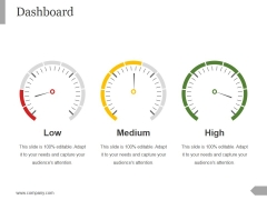 Dashboard Ppt PowerPoint Presentation Layouts Good